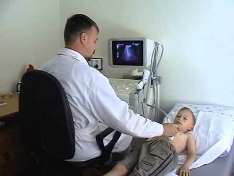 Кузнецк, июнь 2006, УЗИ для детской больницы