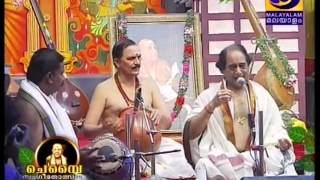 Chembai 2014 Guruvayur TN Seshagopalan 01 Abhogi Varnam evari bodhana Patnam S Iyer