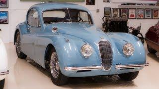 1954 Jaguar XK120M - Jay Leno