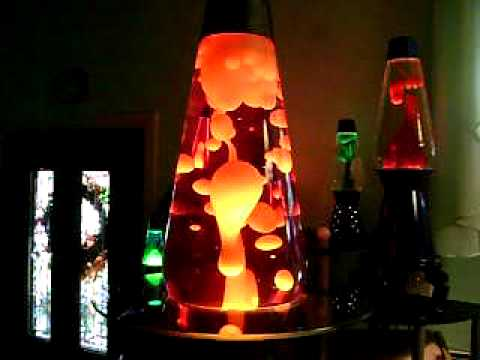 Colossus Lava lamp - YouTube