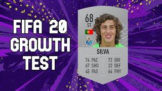 Baixar Fabio Silva Growth Test! FIFA 20 Career Mode