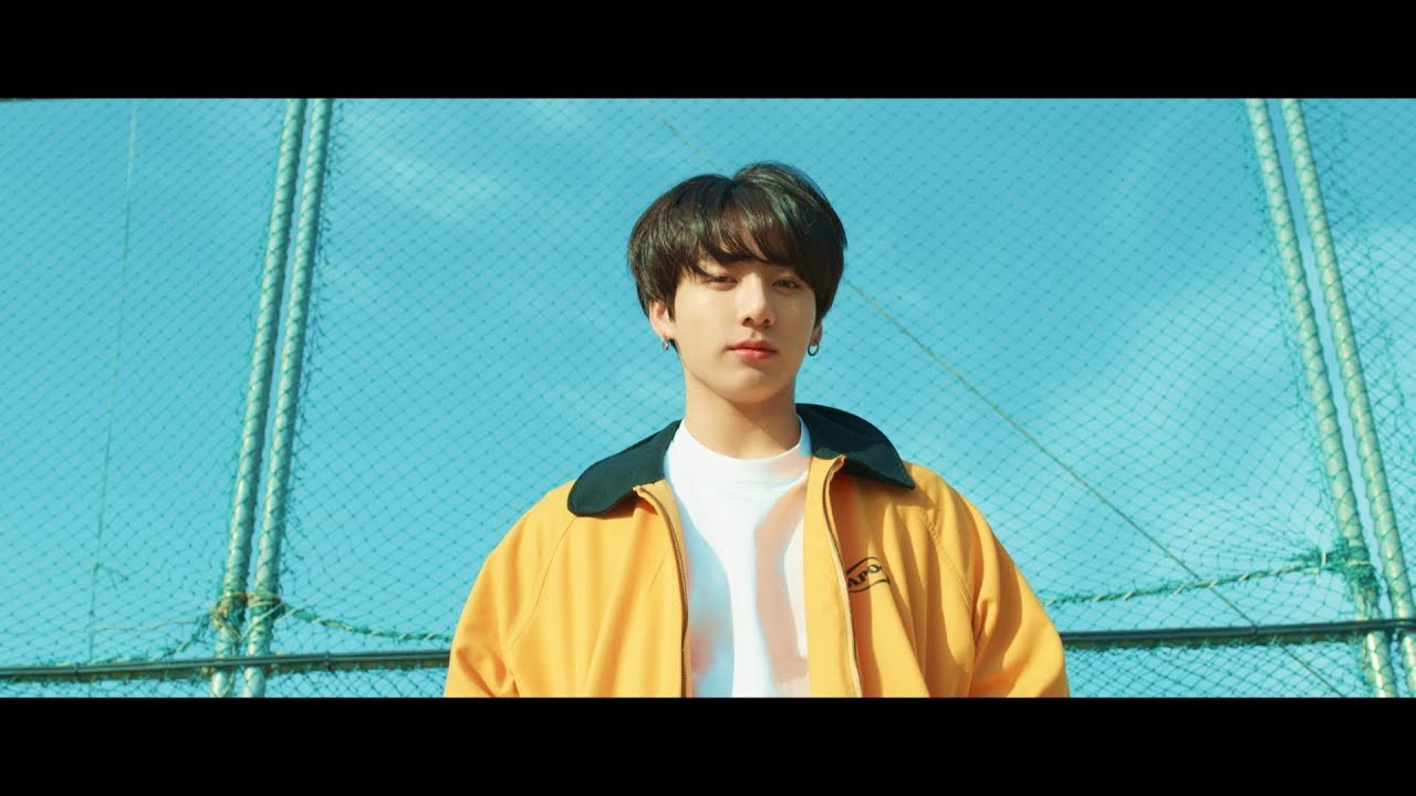 Jungkook BTS dalam lagu Euphoria © Big Hit Entertainment