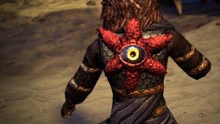 Path of Exile: Eldritch Back Attachment