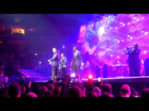 Justin Timberlake - The Encores - 11-10-13 Wells Fargo Cente