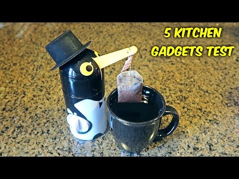 5 Kitchen Gadgets put to the Test - Part 33