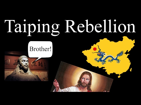 The Taiping Rebellion: Rise of the Taiping Heavenly Kingdom