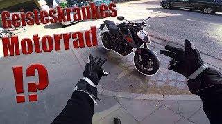 Ich fahre das KRASSESTE Motorrad! | Superduke 1290r