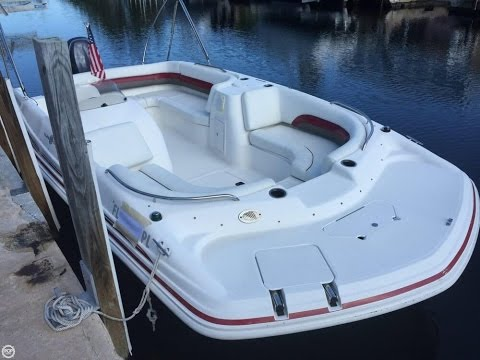 [UNAVAILABLE] Used 2012 Hurricane Sun Deck 187 Sport in Tavernier, Florida