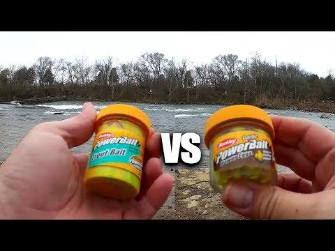 PowerBait Trout Dough Or Power Eggs Which Trout Bait Works Better?
