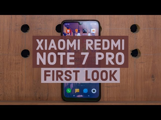 Xiaomi Redmi Note 7 Series: How to install Google Camera