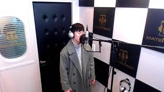 [메이트엠박스-레알일반인라이브] 비오는 날 듣기 좋은 노래!/강승윤-비가온다/일반인커버 / matembox studio karaoke
