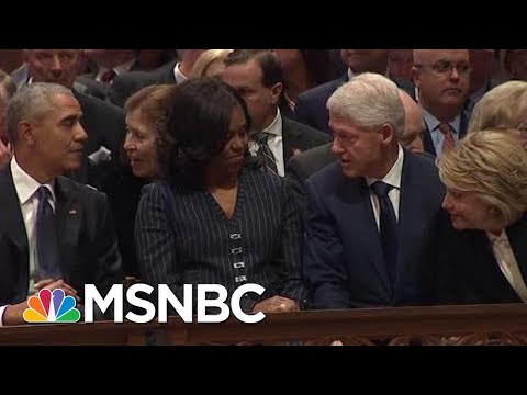 Watch Trump, Hillary