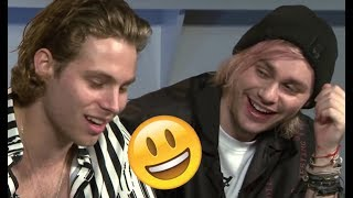 5 Seconds Of Summer - Funny Moments (Best 2018★) #9