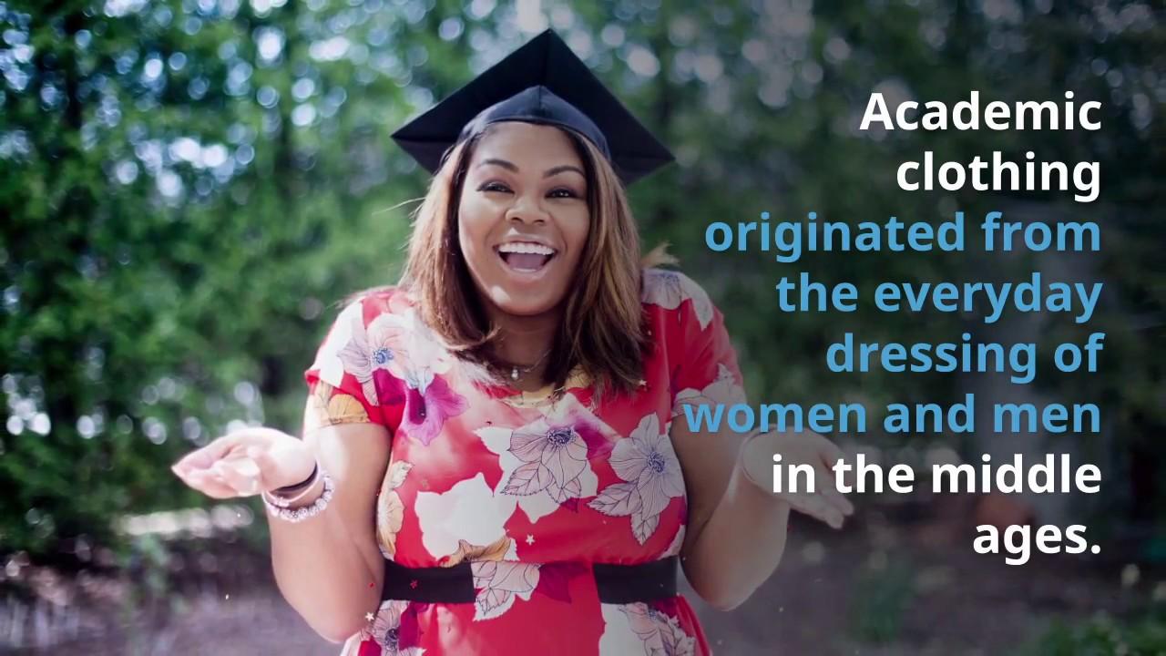 Why Do We Wear Graduation Regalia in Australia? - YouTube