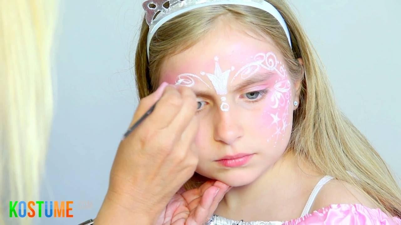 Prinzessin Schminken Schminkanleitung Tutorial Youtube