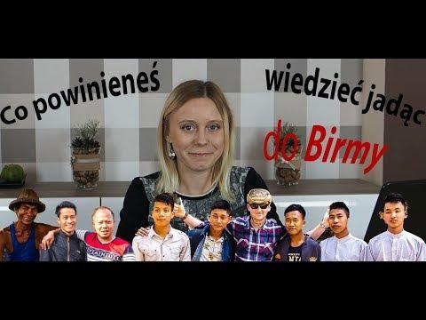 Vlog #3 Co powinieneś wiedzieć jadąc do Birmy