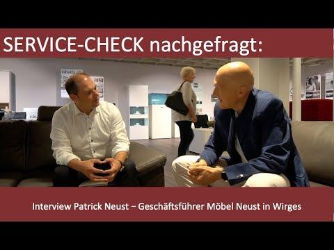 Service Check Nachgefragt 009 Patrick Neust Möbel Neust Youtube