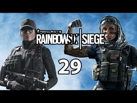 Northernlion and Friends Play: Rainbow Six: Siege! [Episode 29: Ash and Valkyrie]