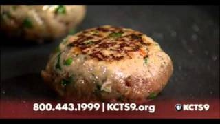 Meatballs Wrapped In Eggplant Slices In Tomato Sauce | Kcts 9 Cooks