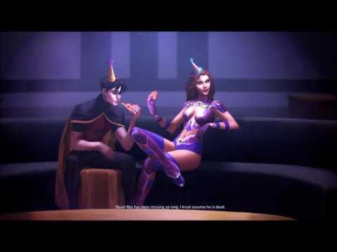 Injustice 2: Starfire's