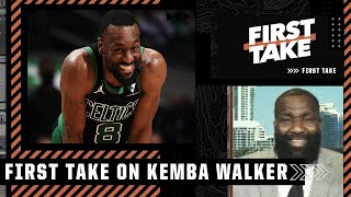 First Take reacts to the Celtics trading Kemba Walker to the Thunder