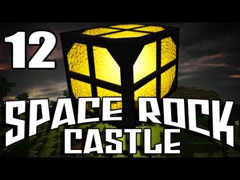 CastleMiner Z (Part 12) Space Rock Castle  
