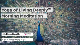 Community for Immunity | Morning Meditation with Ekras Gorakh