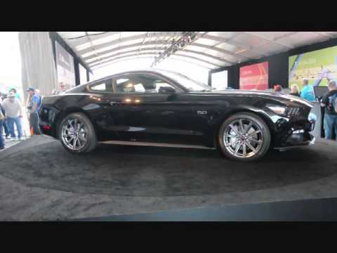 2015 Ford Mustang GT  The 50th Mustang Anniversary in Charlotte