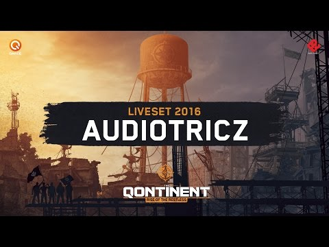 The Qontinent - Rise Of The Restless | Audiotricz | Liveset (Audio Only)
