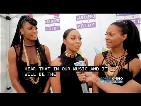 En Vogue | Interview | Album Update | San Diego Pride 2017