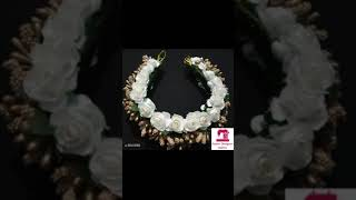 Designer's Women floral Gajara