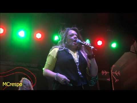 Ednita Nazario en Aguadilla - Alma de gitana, Ahora eres libre