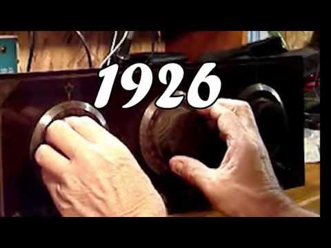 década del 20 radio Argentina