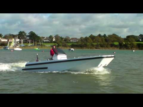 Compass Tenders Workboat