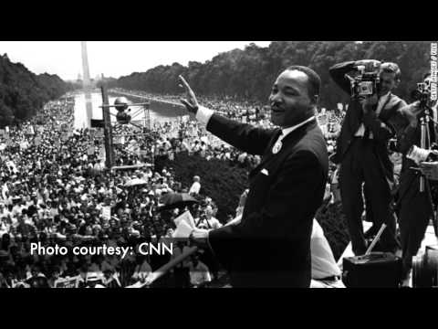 Dr. Martin Luther King, Jr., visits Second African Baptist Church