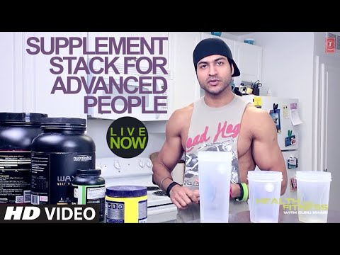 Build Muscle Mass - Supplement Stack for Advanced people   Health and Fitness   Guru Mann