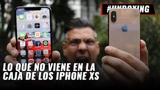 Apple iPhone XS y iPhone XS Max - #Unboxing en español