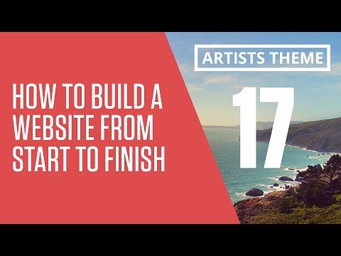 How to Build a Responsive Website From Start to Finish - Testimonial Javascript - Part17