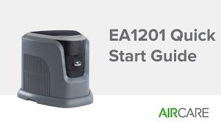 EA 1201 Quick Start Guide - Essick Air