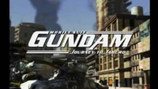 Mobile Suit Gundam Journey To Jaburo Intro - Universal Century 0079
