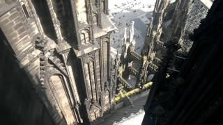 Собор Дом в Кельне(Как и обещал, продолжаю выкладывать видеоотчет о путешествии по Европе. И под музыку одного гения -Майкла..., 2016-07-11T05:46:28.000Z)
