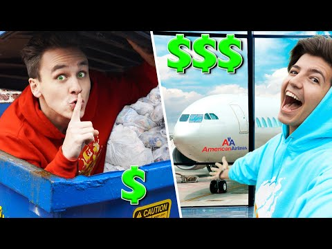 EXTREME $10 vs $1000 Hide and Seek Challenge! (Funny Prank on Wife)