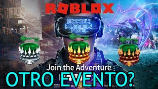 EVENTO READY PLAYER TWO ROBLOX |PARTE 2 READY PLAYER ONE Roblox