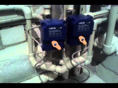 Установка Системы контроля протечки воды Neptun Base. Заказывайте!