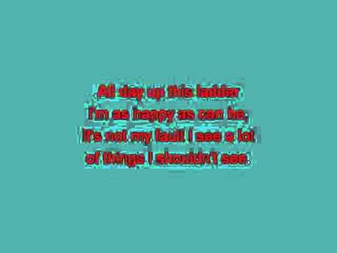 Window Cleaner 2  George Formby [karaoke]