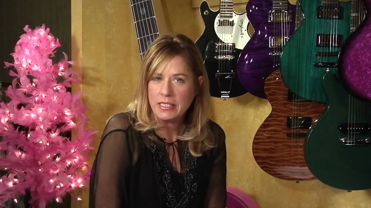 Vicki Peterson of The Bangles on Daisy Rock TV-Part 6 of 8 ...