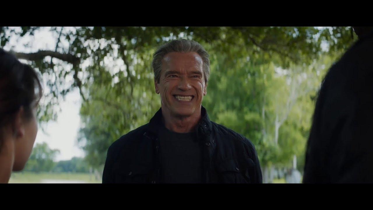 Terminator 5 Genisys : Ending Scene (HD) - YouTube