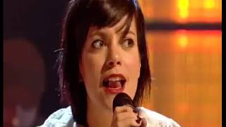 Lily Allen - Not Fair (Live on Later) OLD