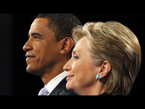 Barack Obama officially endorses Hillary Clinton
