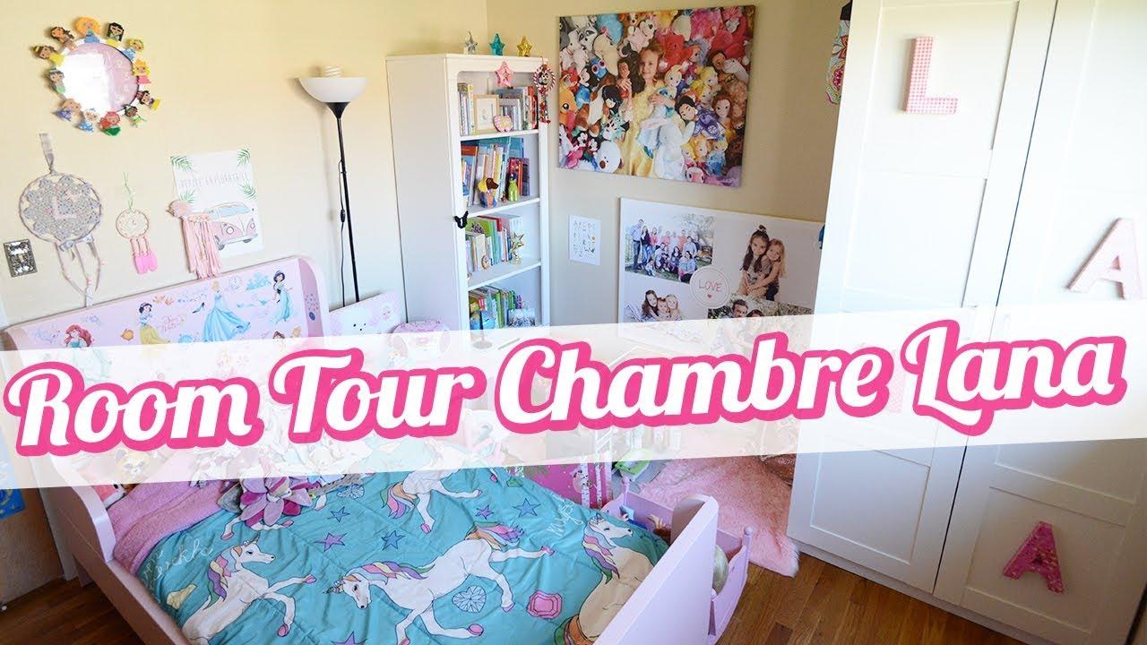 Room Tour La Nouvelle Chambre De Lana 🎀 Youtube